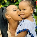 Check Out Ntando's Daughter Reaction To New Gifts From Mummy
