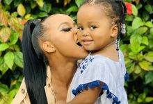 Photo of Check Out Ntando's Daughter Reaction To New Gifts From Mummy
