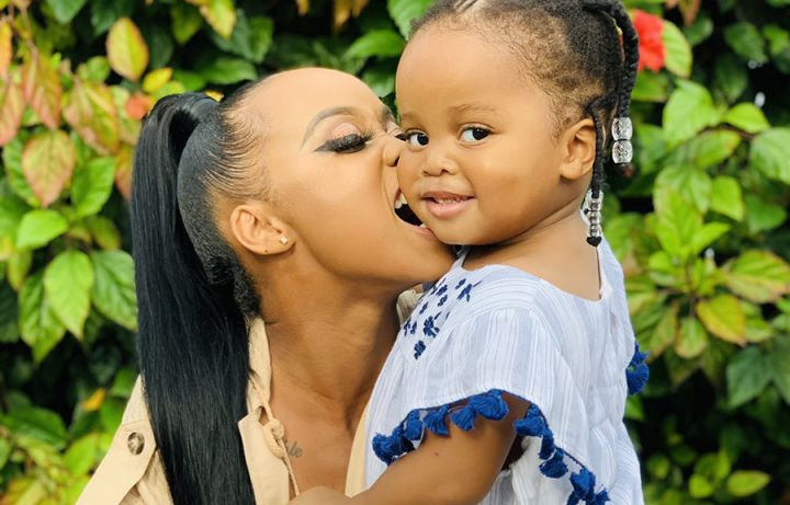 Check Out Ntando's Daughter Reaction To New Gifts From Mummy Image