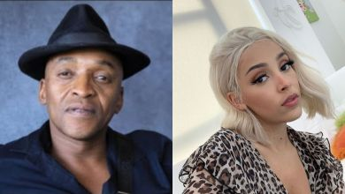 Dumisani Dlamini speaks out about Doja Cat Image
