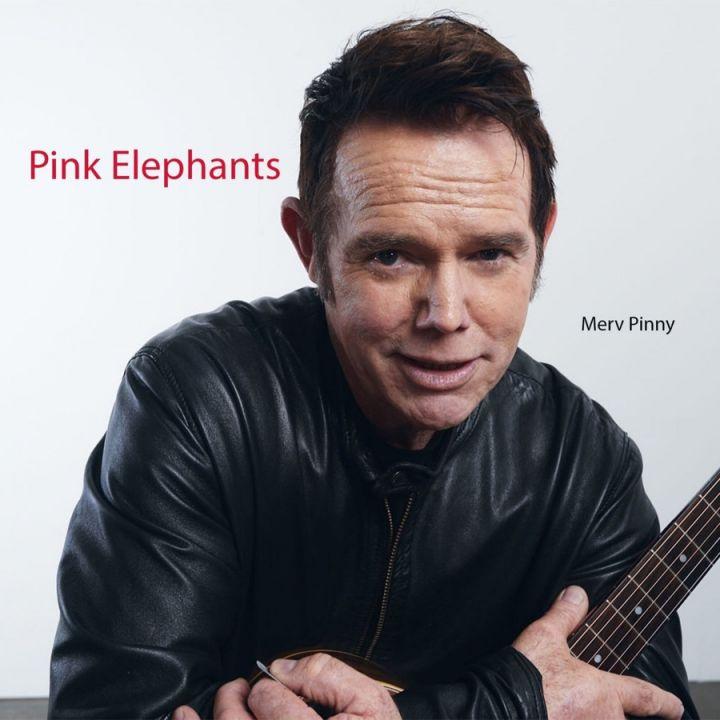 Merv Pinny - Pink Elephants (feat. Jesse Becker) - Single