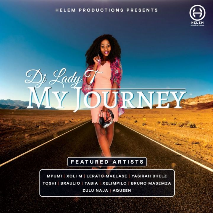 DJ Lady T - My Journey