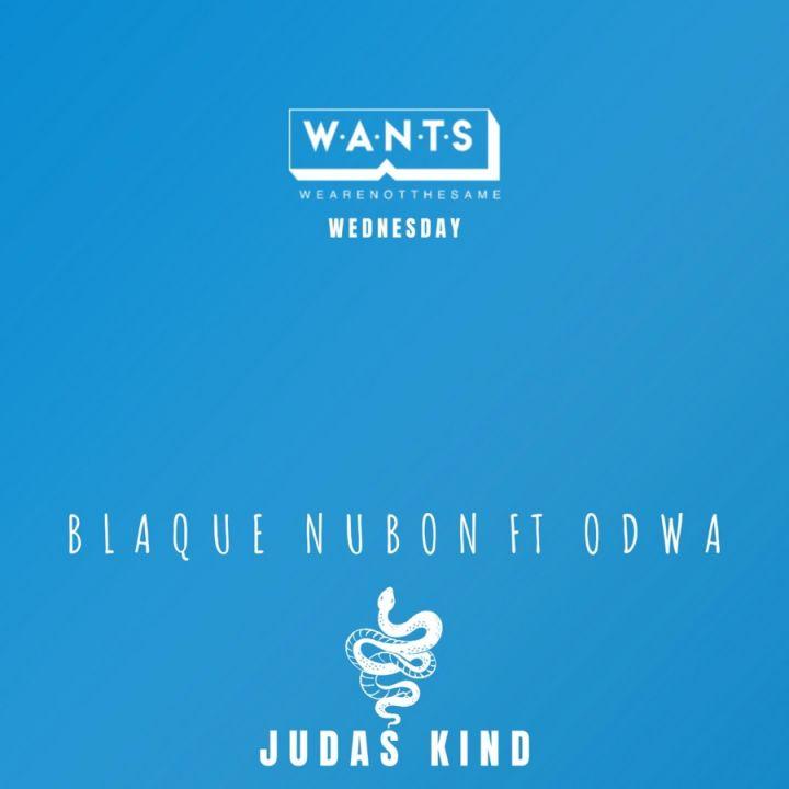 Blaque Nubon - Judas Kind (feat. Odwa) - Single