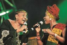 "Photo of Angelique Kidjo Remakes Makeba Classic ""No Pata Pata"" For COVID-19 Awareness"