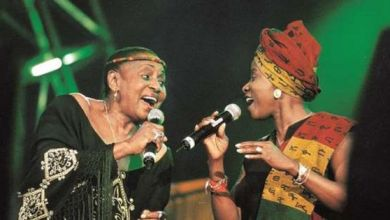 "Angelique Kidjo Remakes Makeba Classic ""No Pata Pata"" For COVID-19 Awareness Image"