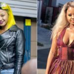 Babes Wodumo Trends For Struggling With English Language While Speaking to Cop