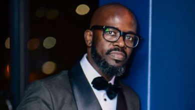 Photo of DJ Black Coffee Shares Childhood #TBT Picture