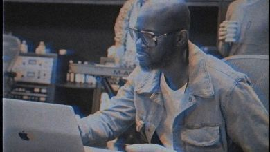 Black Coffee shares his daily itinerary in the national lockdown Image