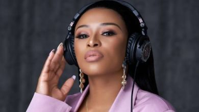 Photo of Next PJ Party With Dj Zinhle Is All White T-Shirt Edition