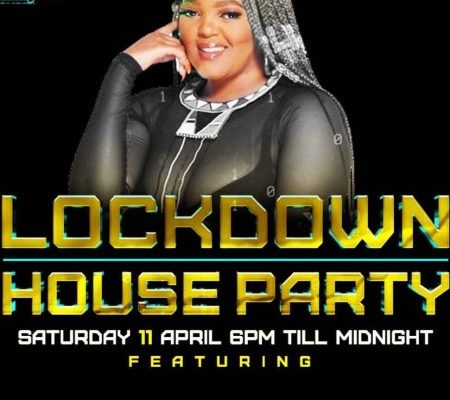 DBN Gogo – Lockdown House Party Mix