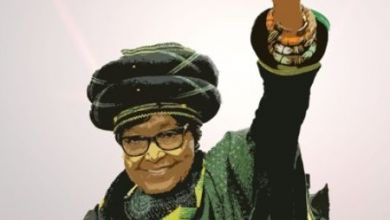 Photo of Touchline – A Letter For You (Tribute To Mama Winnie)