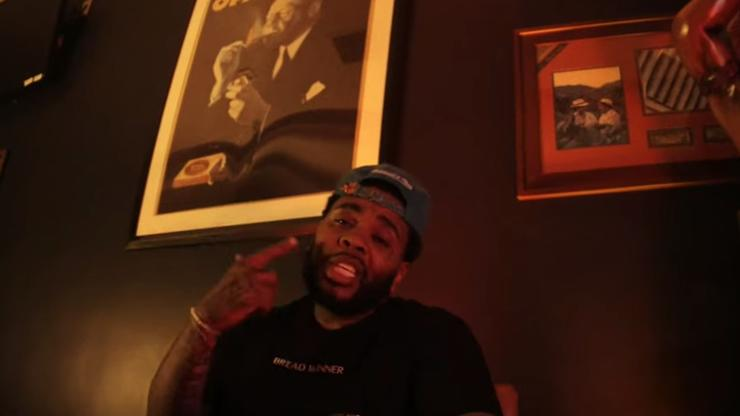"""Kevin Gates Gets """"Wetty"""" On New Freestyle"""