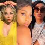 Nadia Nakai, Khanyi Mbau, and Sarah Langa Break The Internet With Saucy Lingerie Pictures