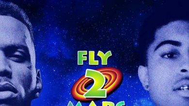 """Kid Ink Takes A Trip With Rory Fresco In """"Fly 2 Mars"""""""