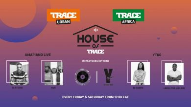 "Photo of Jazzi Disciples, Vigro Deep, Semi Tee, Miano, Kammu Dee And Lamiez Holworthy To Appear On ""House Of Trace"" Rerun"
