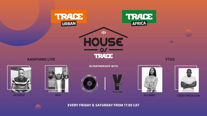 Kaygee The Vibe, Bontle Smith & Lamiez Holworthy To Feature On House Of Trace Party Mix This Weekend