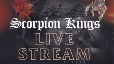 Photo of Scorpion Kings Live Stream 2 Mix – Kabza De Small & DJ Maphorisa April 2, 2020
