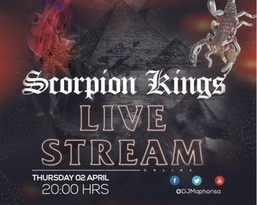 Scorpion Kings Live Stream 2 Mix – Kabza De Small & DJ Maphorisa April 2, 2020