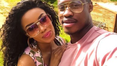 Photo of Solo's Wife, Dineo Langa, Sends Him A Birthday Shout-out