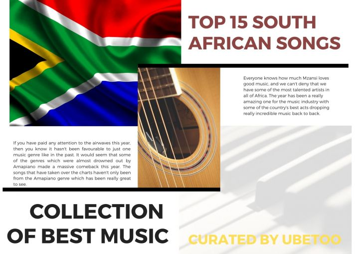 15 South African Music You Should Download – (2020 January-April) Image