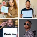 Thank You: Boity, PH, DJ Shimza And Mo-T On A #NationalLotteryThankYouChallenge
