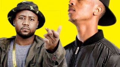 Photo of Cassper And Emtee Dissed Each Other On Twitter