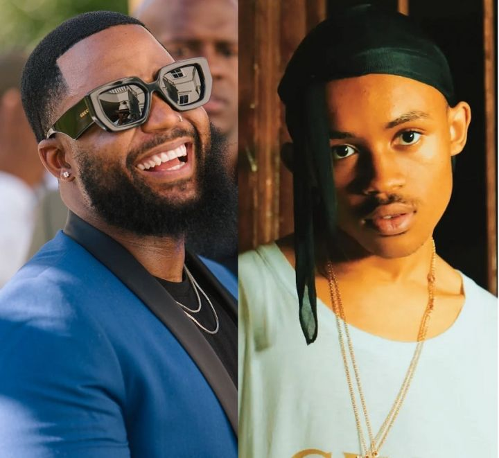 Cassper Confronted By The Big Hash After Giving Himself Credits For Turning SA Hip Hop Around