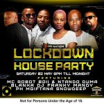 Catch DJ Mgiftana, Snowdeep, PH, Blanka, DJ Franky & Mandy On Channel O House Party Mix This Saturday 2nd May