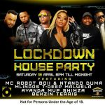 Mlindos, Shimza, T-Deep, Malwela, Ayanda MVP & Bekzin Terris Rocked It Lat Night @ The Lockdown House Party Mix On Channel O