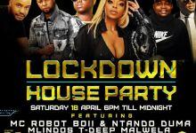 Photo of Mlindos, Shimza, T-Deep, Malwela, Ayanda MVP & Bekzin Terris Rocked It Lat Night @ The Lockdown House Party Mix On Channel O