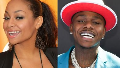 Photo of DaBaby & Raven-Symone Meet Face-to-Face After Flirtatious IG Live Session
