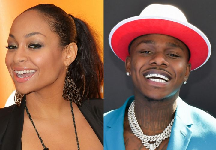DaBaby & Raven-Symone Meet Face-to-Face After Flirtatious IG Live Session