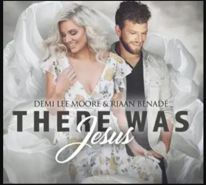 """Demi Lee Moore & Riaan Benade Praises On """"There Was Jesus"""""""