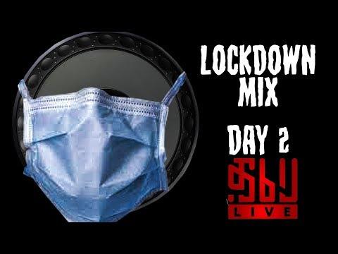 DJ Sbu – SA Lockdown Mix: (Day 2) ft. DJ Bongz | Day 3 (ft. Mobi Dixion )