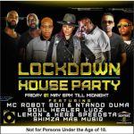 DJ Shimza, Mas Musiq, Speedsta, Lemon & Herbs, Ludz & Soul Healer For Friday 1st May Channel O Lockdown House Party Mix