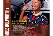 Photo of Lamiez Holworthy – Lockdown Houseparty Mix