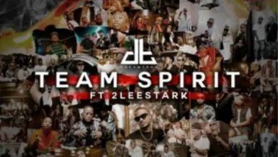 """Photo of DreamTeam Durban In """"Team Spirit"""" With 2LeeStark"""