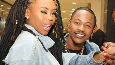 Photo of Priddy Ugly And Wife Bontle Modiselle Choose Between Food And Sex