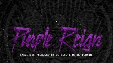 Photo of Future Drops 'Purple Reign' Mixtape