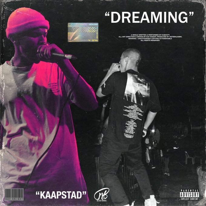 Here Is KA$HCPT's New Single Titled 'Dreaming'