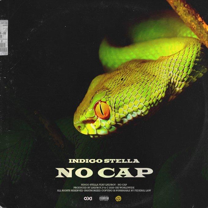 Listen To Indigo Stella's New Song 'No Cap' Feat. LNLYBOY