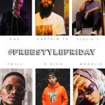 Ginger Trill, Captain, Moozlie, Ras & Z Rich Jump On Todays #FreestyleFriday With Stogie T