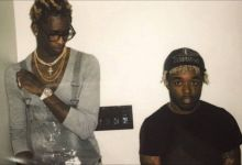Photo of Lil Uzi Vert Isn't Allowed In Young Thug's House