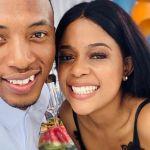 Gospel Singer Dumi Mkokstad Appreciates Beautiful Wife