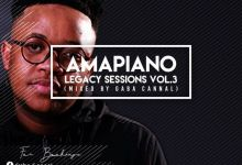 Photo of Gaba Cannal – AmaPiano Legacy Sessions Vol.3