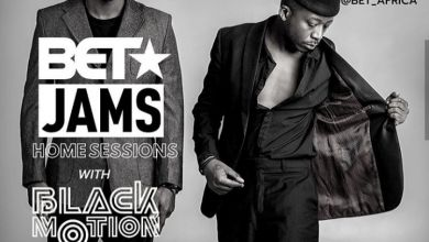 Photo of Get Ready For JAMS, BET Partners With Black Motion For Lockdown Live Home Session