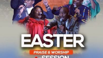 Photo of Join The Joyous Celebration For Easter Praise & Worship Live Session