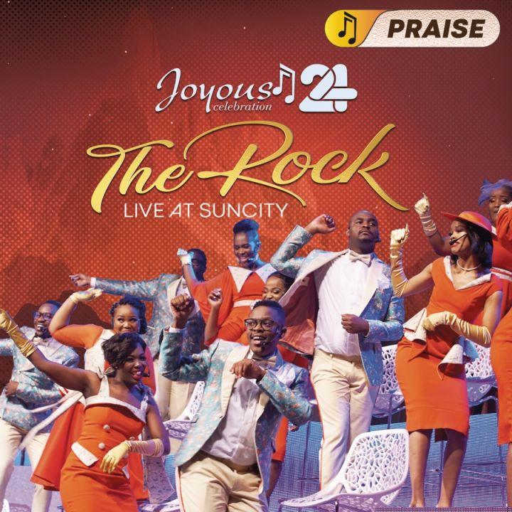 Joyous Celebration 24 Drops 2 Version Albums, THE ROCK: Live At Sun City (PRAISE & WORSHIP)