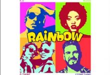 "Photo of K.O, J'Something, Msaki & The Q Twins Links Of For A Song Of Home ""Rainbow"""
