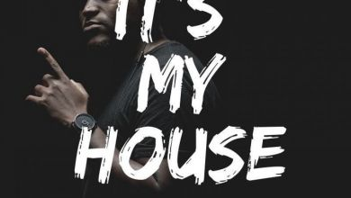Lebza TheVillain – It's My House EP Image